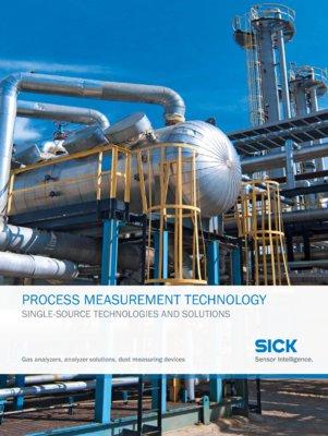 Extractive gas analyzers | MCS300P | SICK