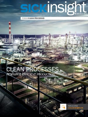 SICKinsight – Clean Processes