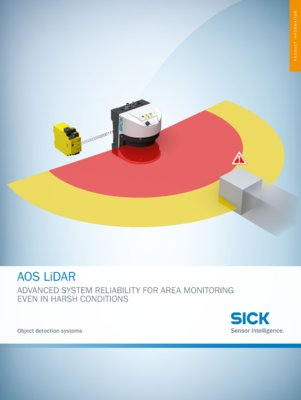 AOS LiDAR Object detection systems