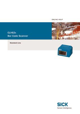 Barcode Scanner CLV62x CLV62x Bar Code Scanner