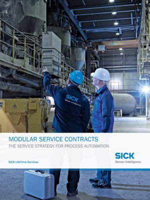 Modular Service Contracts Process Automation