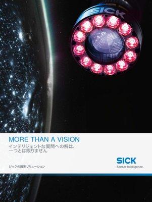 More than a vision ジックの識別ソリューション