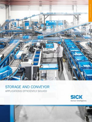 Storage and Conveyor - applications efficiently solved